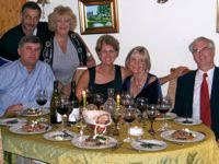 Enjoy fine food aboard the luxury French Hotel Barge EMMA - Contact ParadiseConnections.com