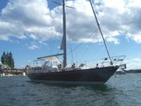 Charter Yacht ASHLANA with ParadiseConnections.com