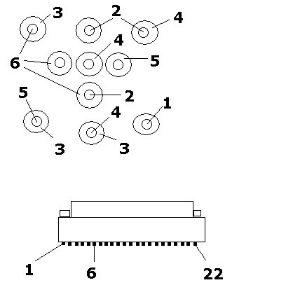SAMSUNG MOBILES SOLUTIONS: Samsung E550 Key pad ways