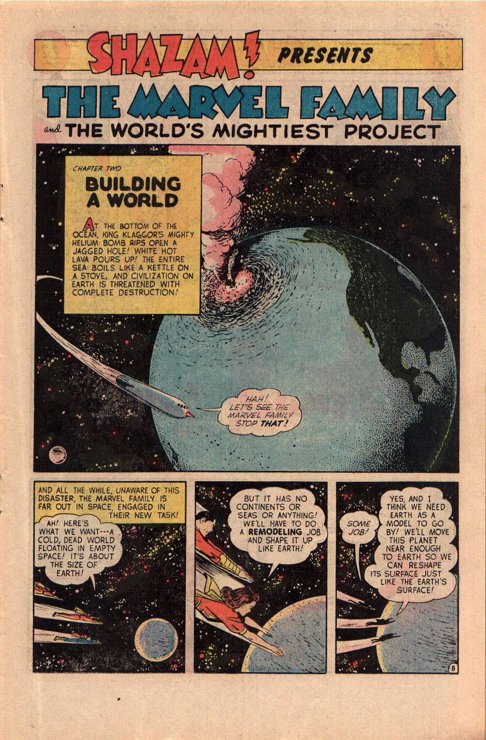 Read online Shazam! (1973) comic -  Issue #23 - 15