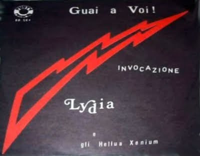 lydia e gli hellua xenium