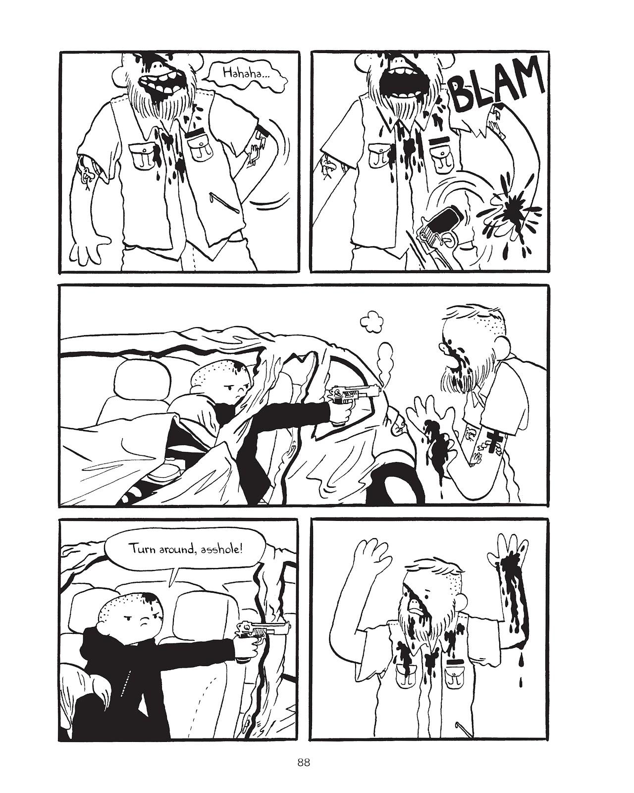Read online Bastard comic -  Issue # TPB (Part 1) - 90