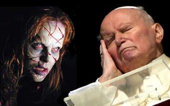 Resultado de imagen para Exorcismos que realizó el papa Juan Pablo II