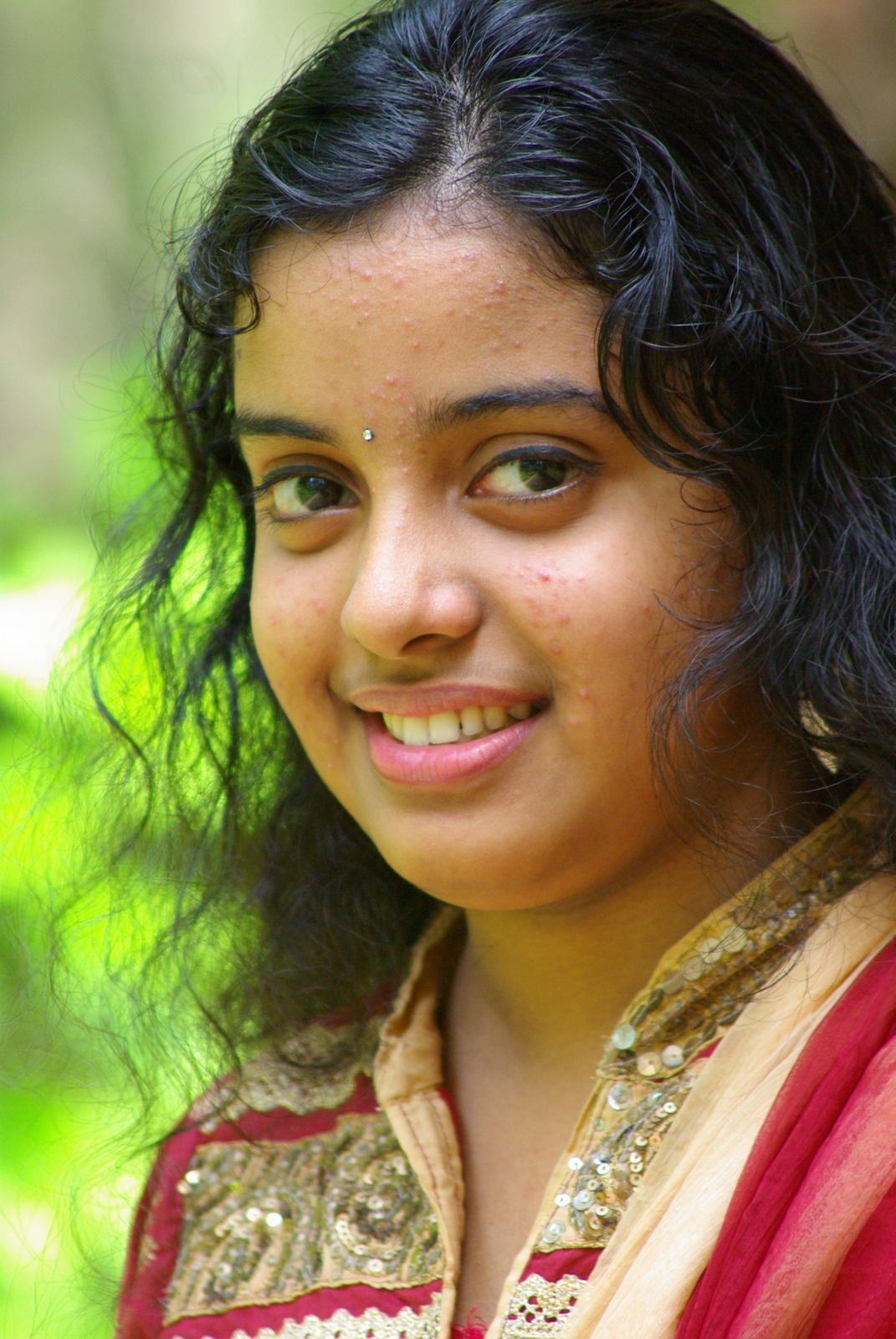 south-indian-young-girl