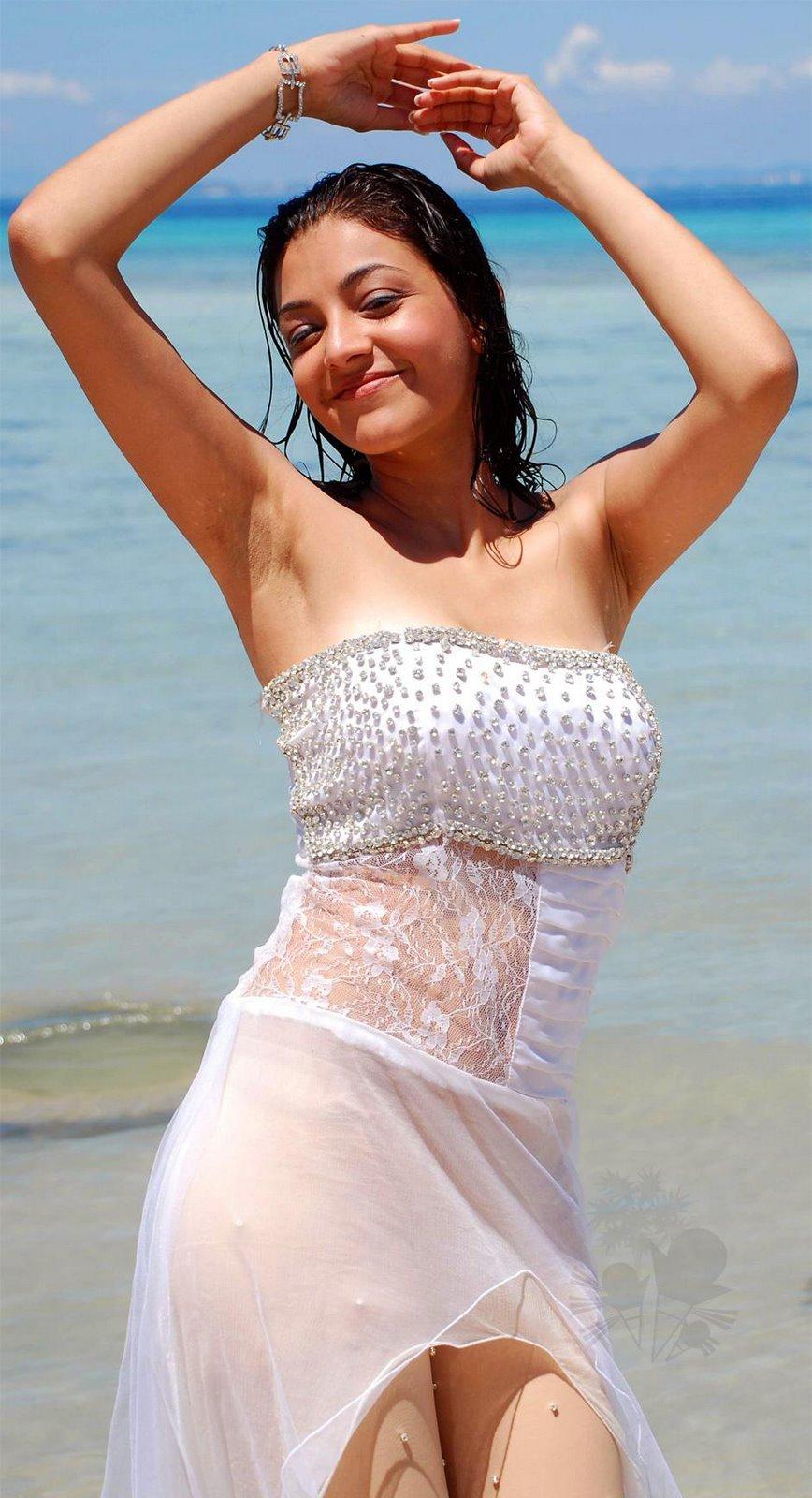 Aarya 2 Heroine Kajal Agarwal Unseen Hot Stills -6022