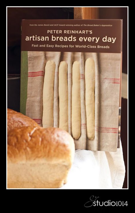Peter Reinharts Artisan Breads Every Day: Fast and Easy Recipes for World-Class Breads