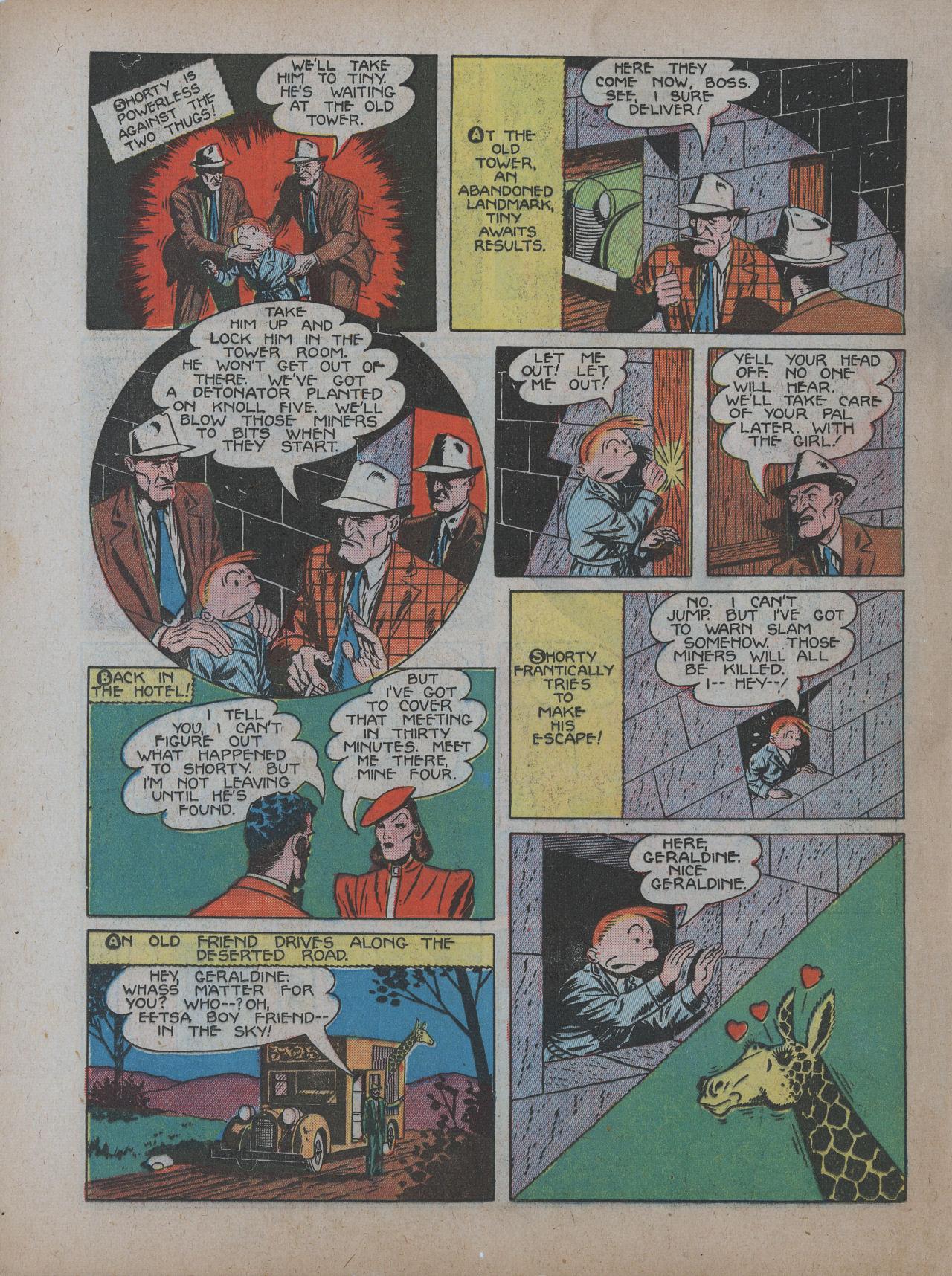Read online Detective Comics (1937) comic -  Issue #48 - 64