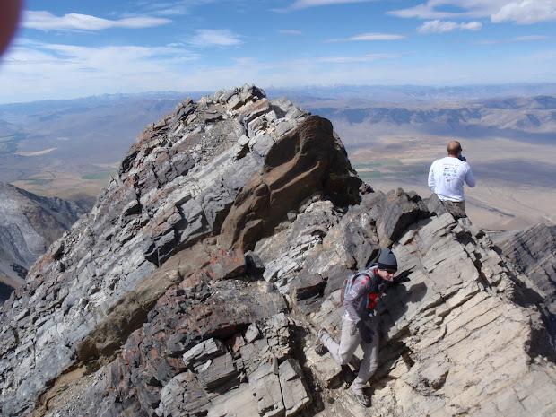 Jill Return Mount Borah