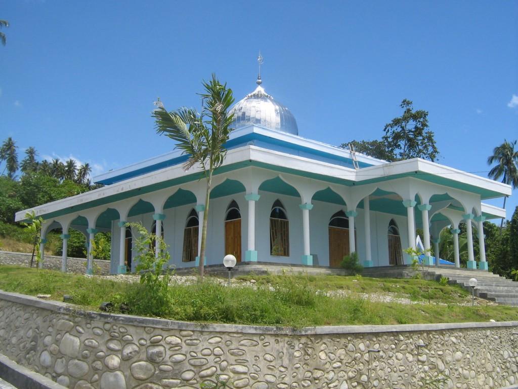 MASJID PHOTOGRAPH Masjid Di Pulau Sulawesi