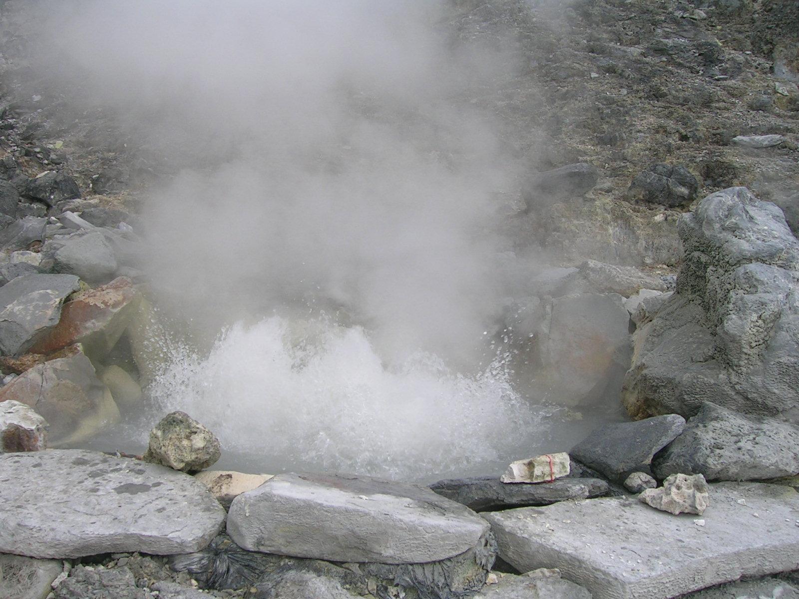 Gambar Gunung Tangkuban Perahu - Ardi La Madi's Blog