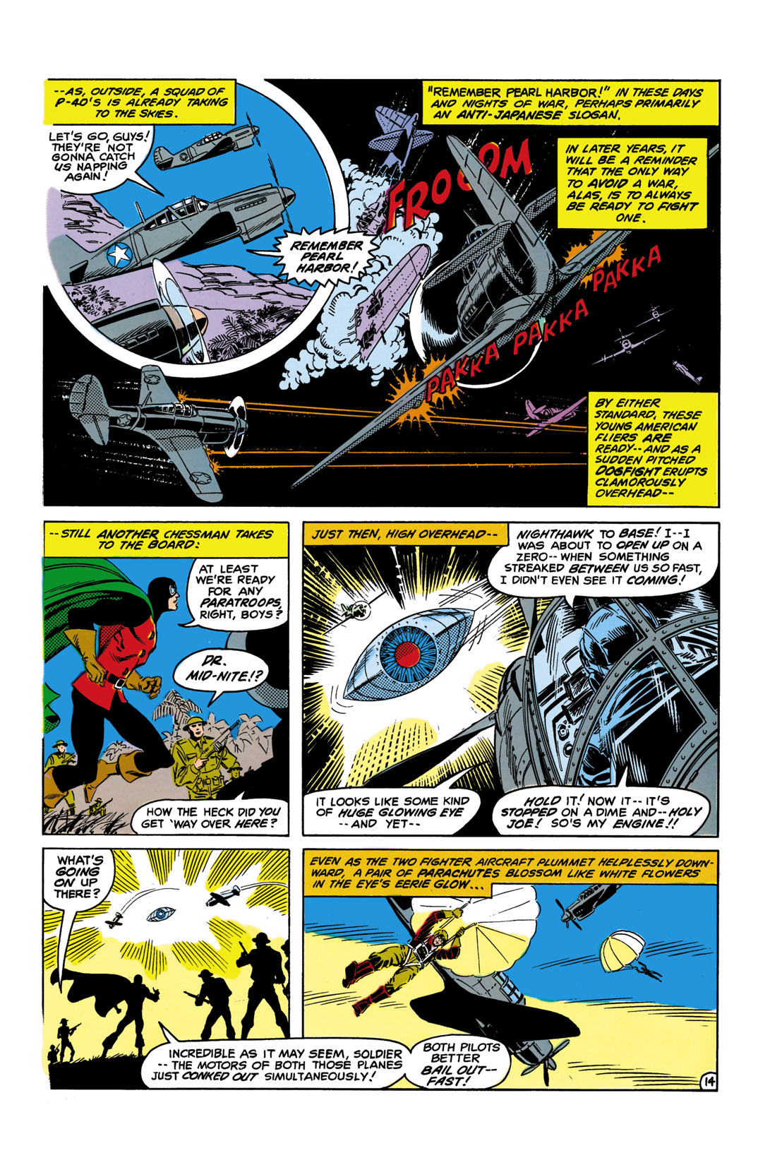 Read online All-Star Squadron comic -  Issue #10 - 15