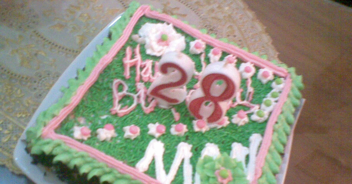 28th Wedding Anniversary Gift: Happy 28th Wedding Anniversary Bapak & Mamak