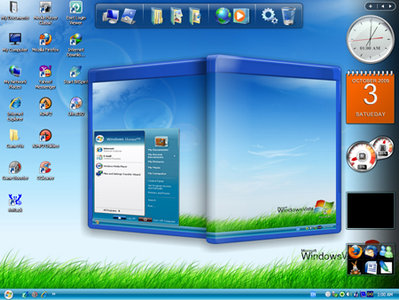 Window xp pro sp3
