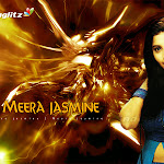 Meera Jasmine Lovely South Indian Actress