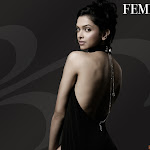 Deepika Padukone Modeling Pictures