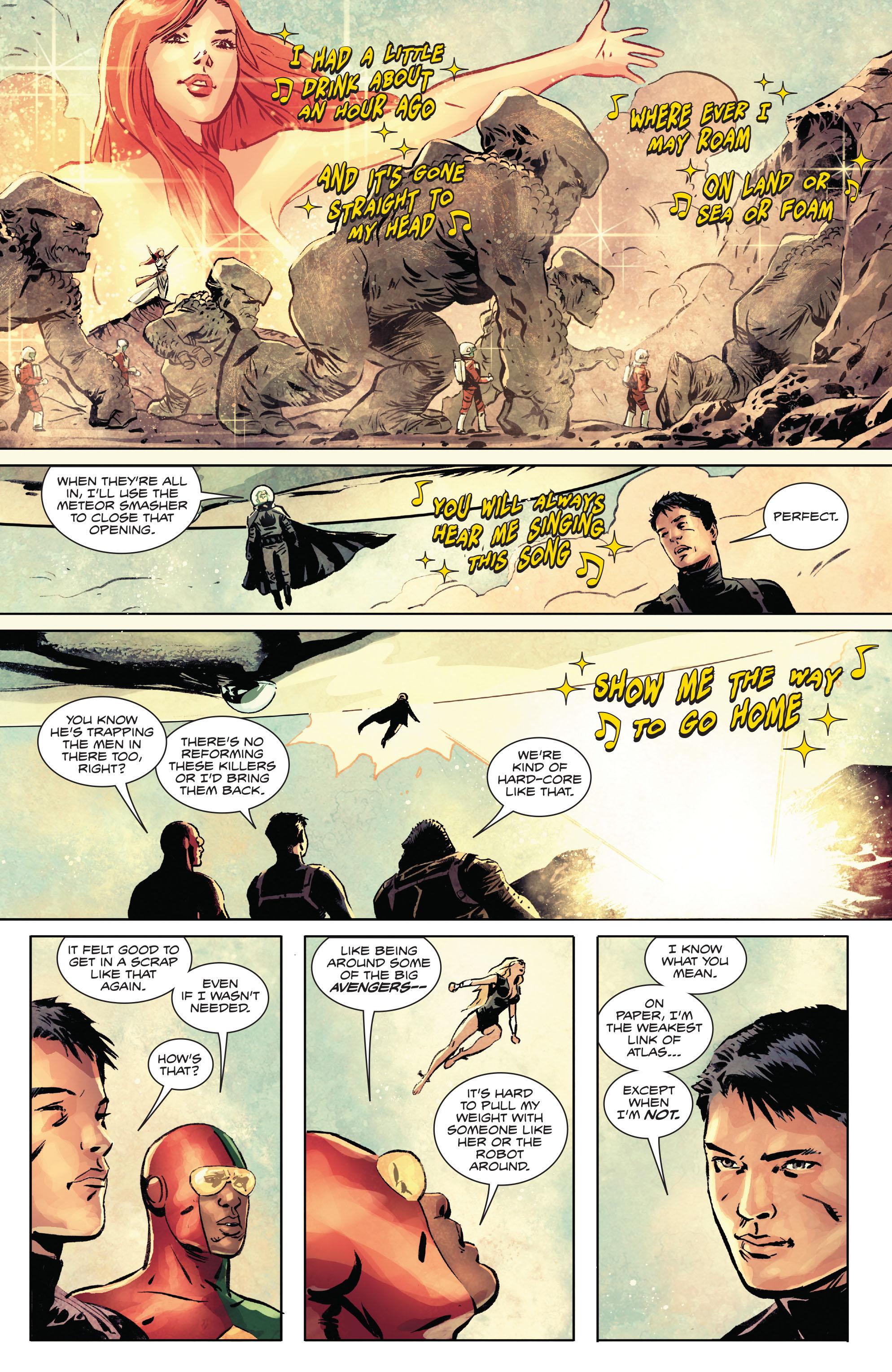 Read online Atlas comic -  Issue #2 - 17