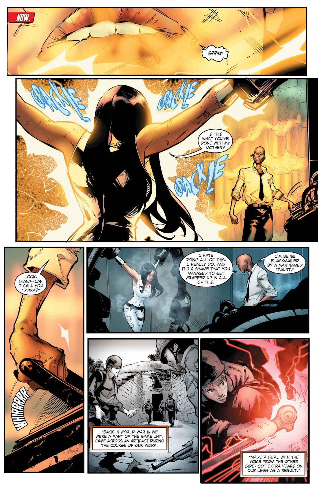 Read online Smallville Season 11 [II] comic -  Issue # TPB 5 - 72