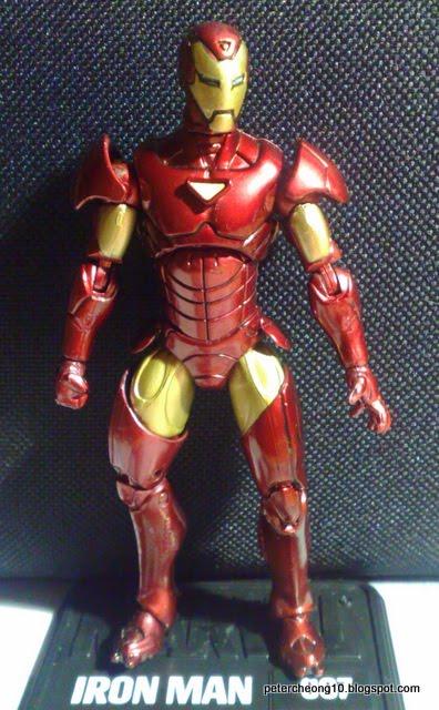 Iron Man Extremis Armor