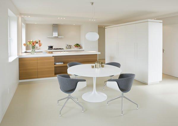 Um Apartamento Minimalista Em Amsterd Design Innova