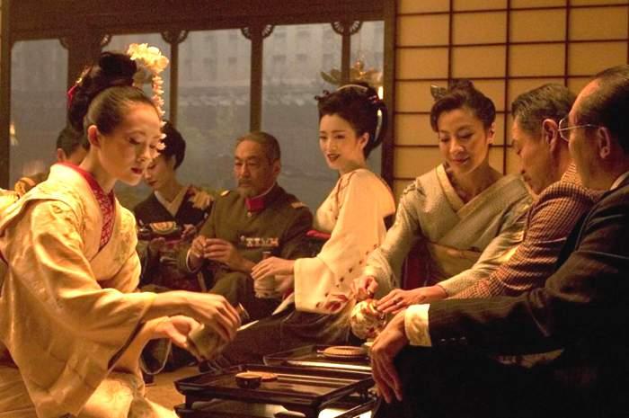 Zhang ziyi memoirs of a geisha - 4 10