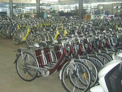 bicicletas electricas en china para arg