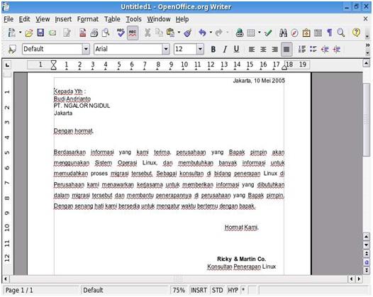 Contoh Proposal Produk Tekstil Analisa Peluang Usaha Contoh Menulis Surat Penawaran Blognya Yayang Contoh Proposal Skripsi
