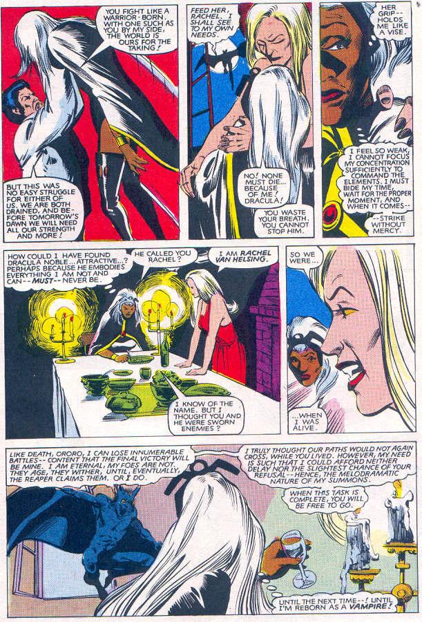 Read online Uncanny X-Men (1963) comic -  Issue # _Annual 6 - 18