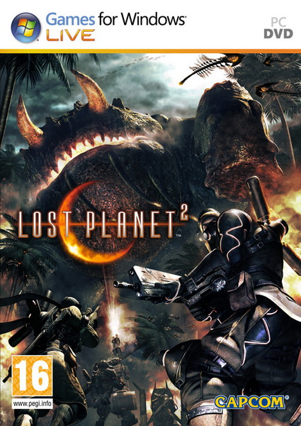 Lost Planet 2 PC Full Español