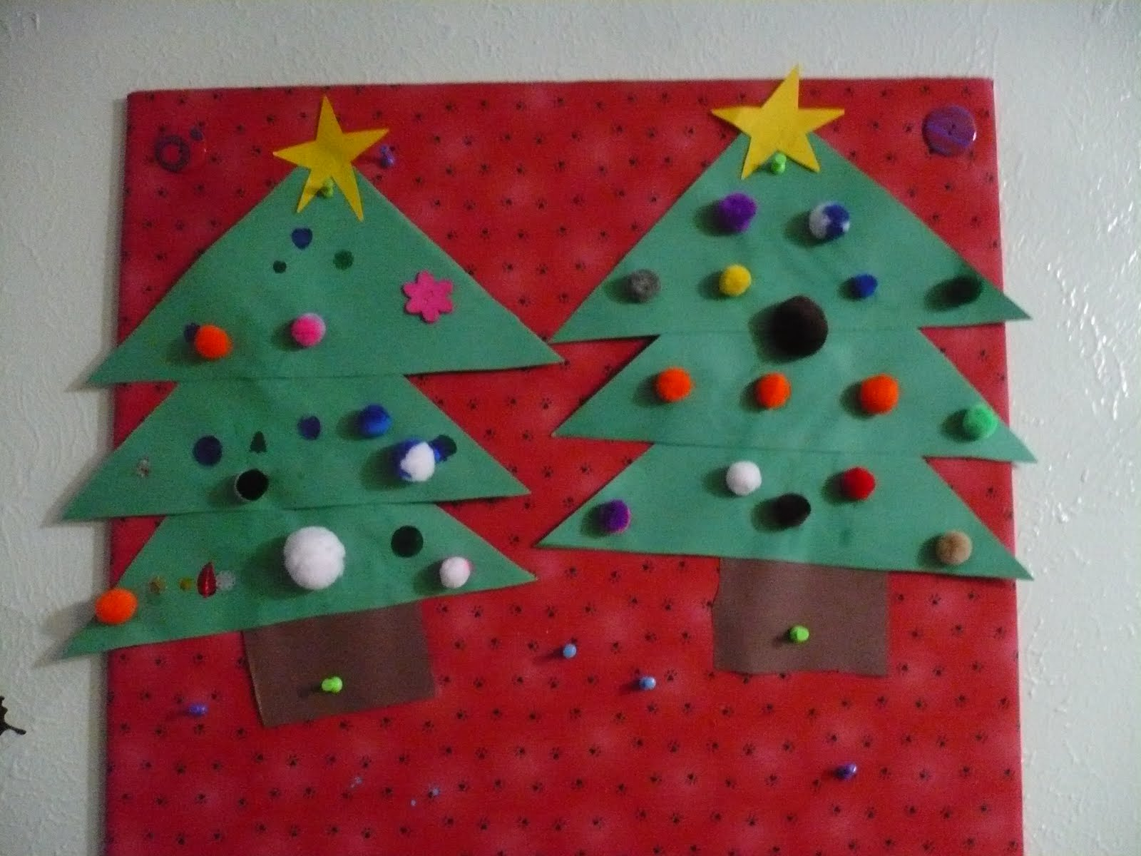 Christmas Crafts For 1 Year Olds.Garden Of Blessings Child Care Christmas Arts Crafts