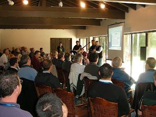 GraceConnect » Southwest Focus Retreat Begins in California