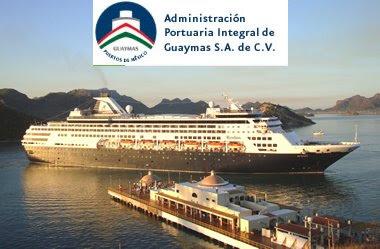 Resultado de imagen para imagen de un crucero llegando a guaymas