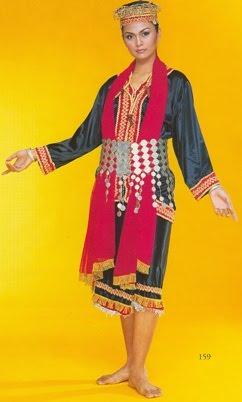 Dayak Sarawak Suku Kaum Bidayuh Sarawak