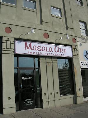 Masala Art Restaurant Needham Ma