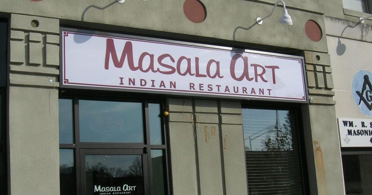 Indian Restaurant Washington Fast Food