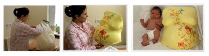 schwangerschaft baby erinnerungen schaffen und schenken gipsabdruck workshop in potsdam. Black Bedroom Furniture Sets. Home Design Ideas