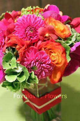 Jennifer%27s+bouquet+ p - Jennifer and Mike - August 7th 2010