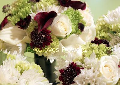 Melissas+bouquets p - Melissa & Blair - August 7th 2010