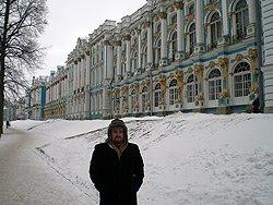 lefogy Szentpétervár fl