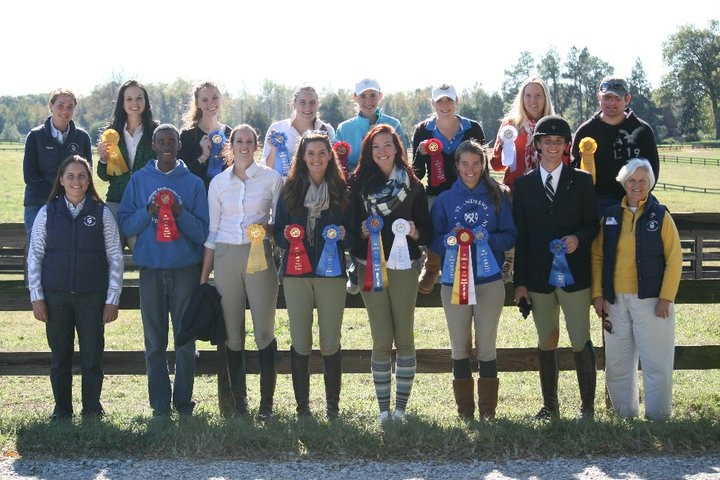 One Equestrian S Journey Ihsa Team Wins At Unc Chapel Hill