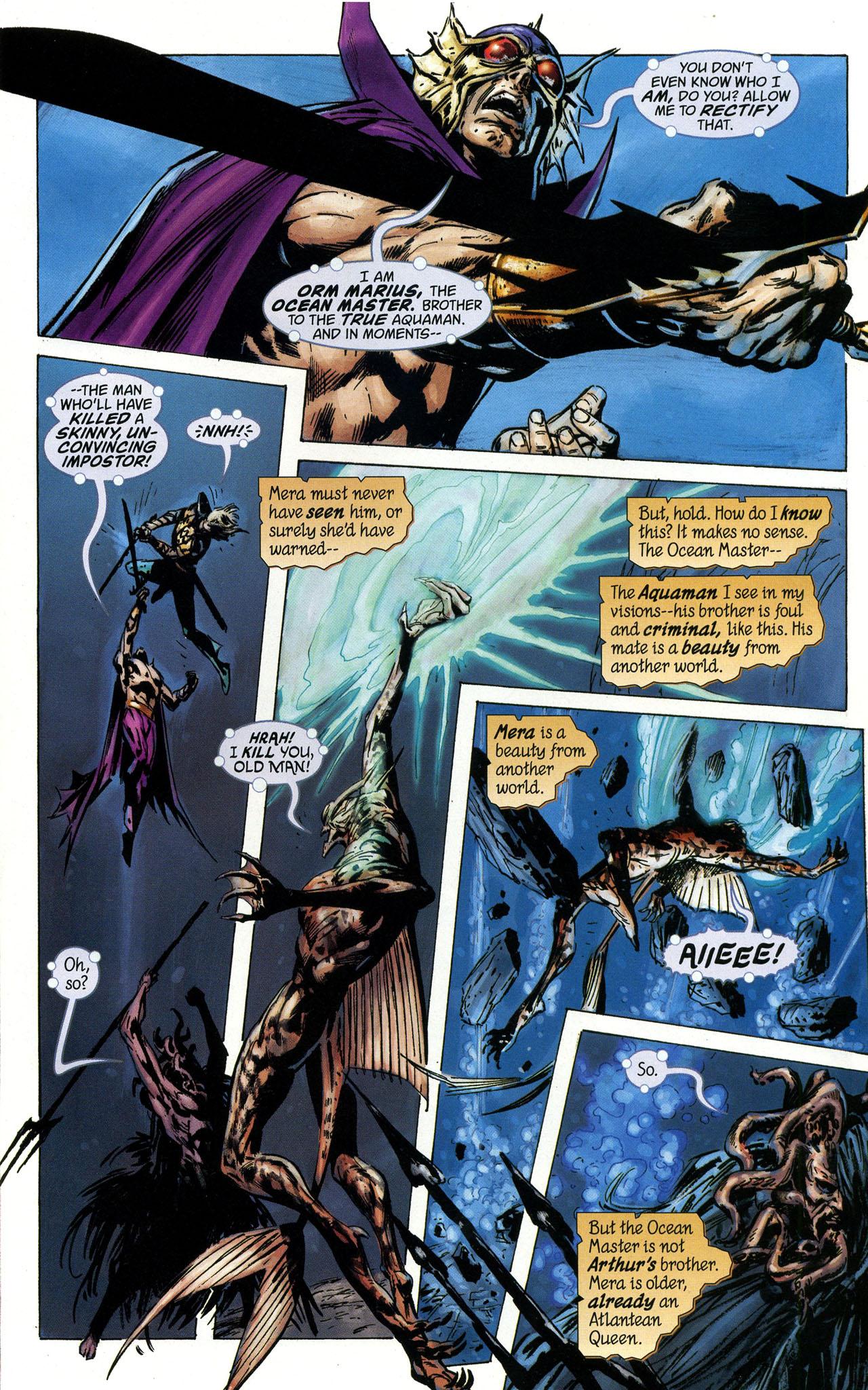Read online Aquaman: Sword of Atlantis comic -  Issue #44 - 20