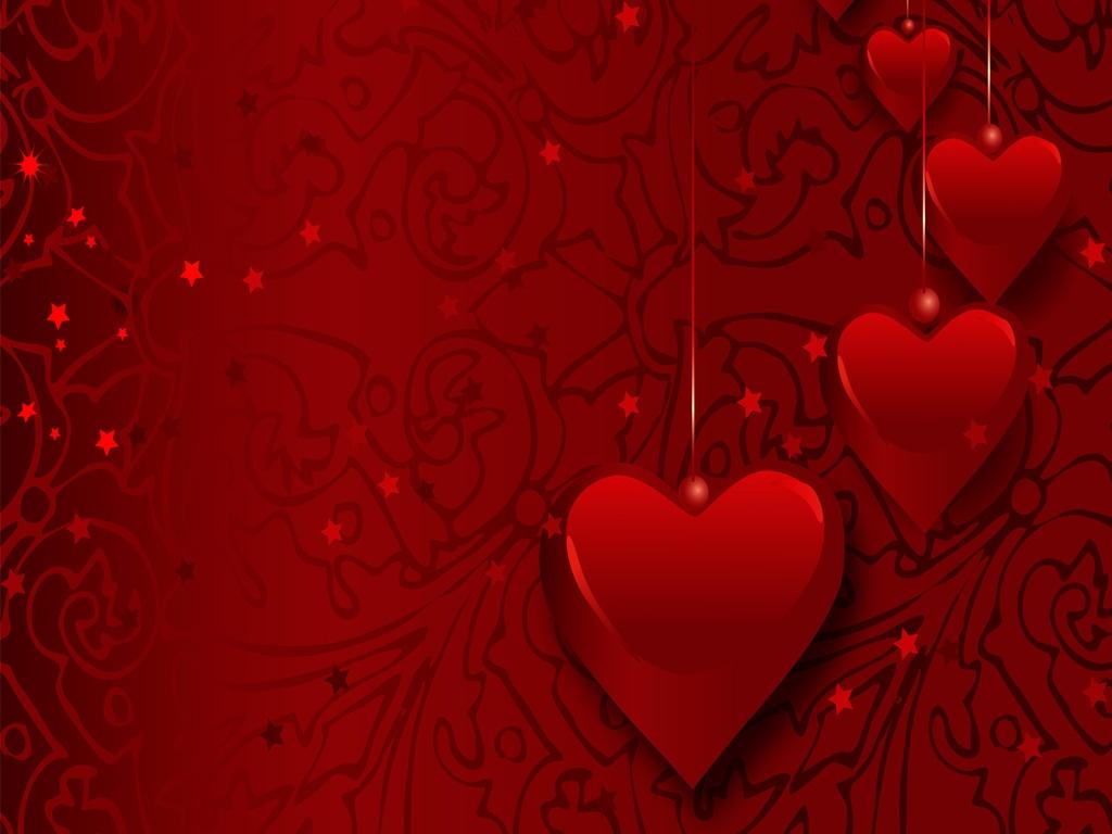 Valentine wallpapers november 2009 - Cartoon valentine wallpaper ...