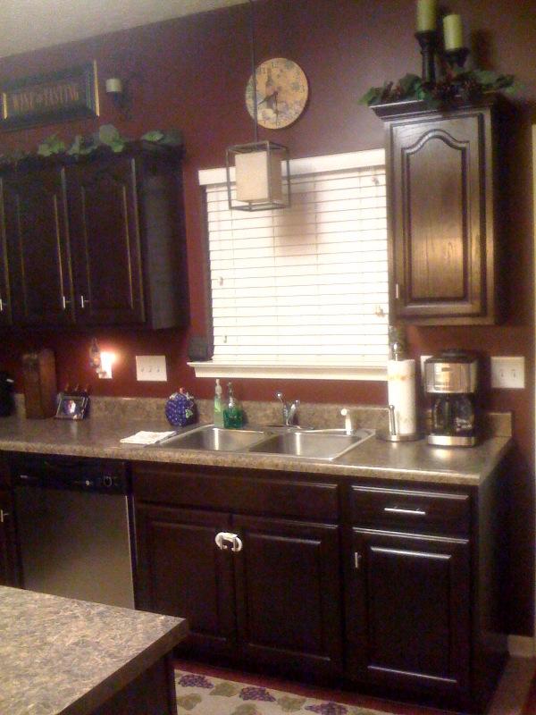 general finishes java gel stain kitchen cabinets. Black Bedroom Furniture Sets. Home Design Ideas