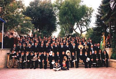"""Sociedad Union Musical """"Santa Cecilia"""" de Caudete"""