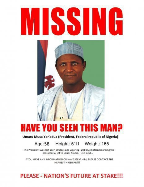 Funny Missing Person - missing persons template