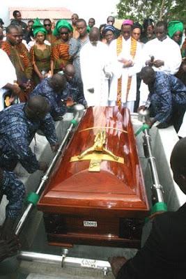 How Spanish Doctor Mistakenly killed Stella Obasanjo