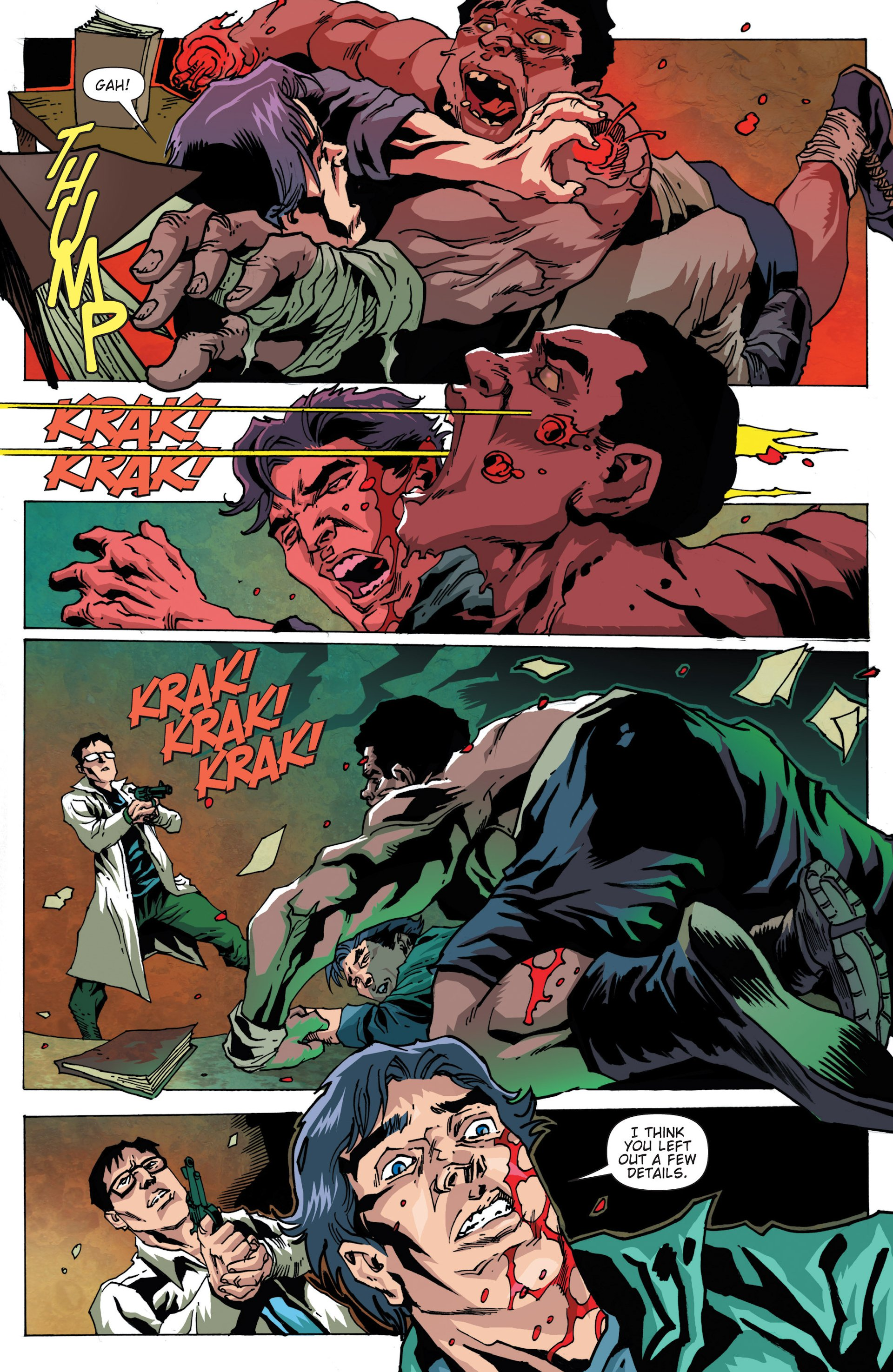 Read online Army of Darkness/Reanimator comic -  Issue #Army of Darkness/Reanimator Full - 13