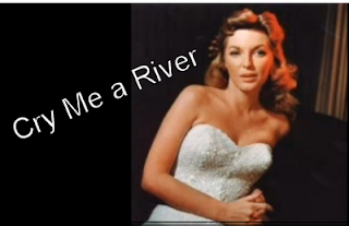 Julie London sings Cry Me A River