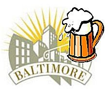 NOT the logo for Baltimore Beer Week