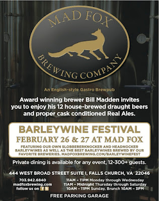 Mad Fox Brewing events