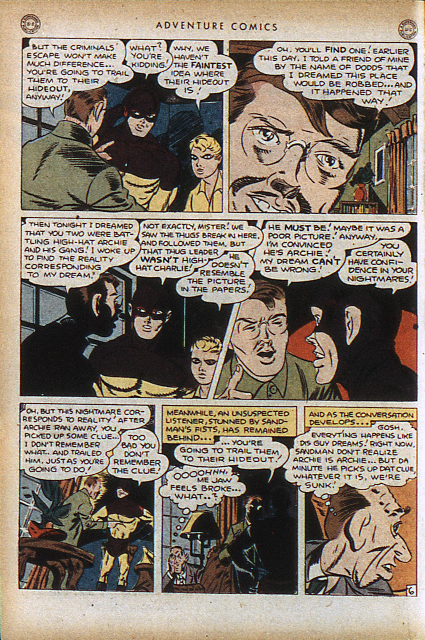 Read online Adventure Comics (1938) comic -  Issue #96 - 9